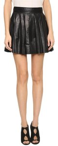 Alice + Olivia Mini Skirt Black