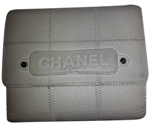 Chanel Chanel Bi-Fold Wallet with Snap Back Closure