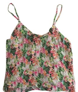 Mrs. Darcy Top Floral Print