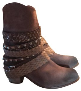 Encore Tan, taupe Boots