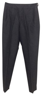 Banana Republic Silk Capris Black