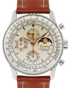 Breitling Breitling A19030 Montbrilliant 1461 Jours Moonphase Steel Gents Watch