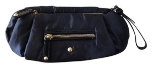 Tod's Black Clutch