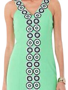Lilly Pulitzer short dress Go Go Green on Tradesy