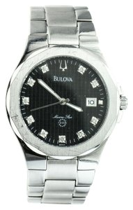 Bulova * Marine Star Diamond Watch
