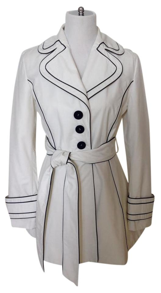 Laundry By Design Paris Style Spring Trench Coat