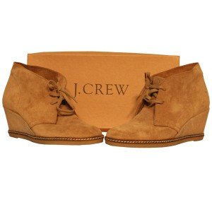 J.Crew Macalister Nut Boots