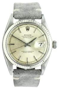 Rolex * Collectible Vintage Date-Just 1601 Watch