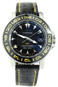 Chopard * Mille LUC Pro One Mens' Automatic GMT Watch (NEGOTIABLE)