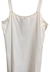 Eileen Fisher Tank, Crepe Camisole Top White