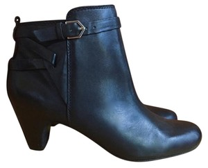 Sam Edelman Leather black Boots