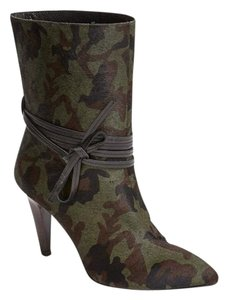 Nine West Green Camo Boots