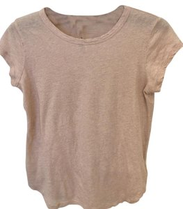 James Perse T Shirt dusty rose, pale pink/nude
