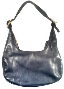 Coach Legacy Bucket Leather Hobo Bag