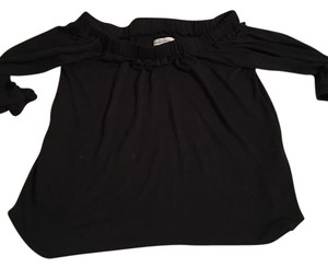 Abercrombie & Fitch Top Black