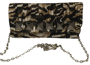 Ted Rossi Animal Print Clutch