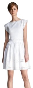 RED Valentino short dress White on Tradesy