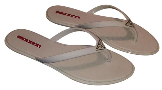 Item - Off White Sandals Size US 6 Narrow (Aa, N)