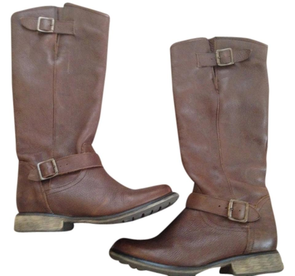 WOMENS Boots/Booties Steve Madden Brown Fairmont Boots/Booties WOMENS Stable quality 079ae2