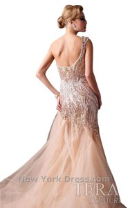 Terani Couture Wedding Gown Pageant Gown Prom Sweet Sixteen Plus Dress