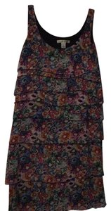 Kenneth Cole short dress Floral on Tradesy