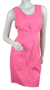 J.Crew short dress Pink J. Crew Summer on Tradesy