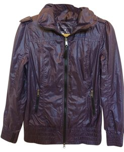 Mackage Lightweight Packable Classic Purple Jacket