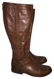 Frye Boot Tall Brown Boots
