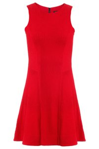 Rag & Bone short dress Red Geneva on Tradesy