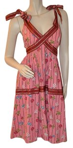 Kenzo short dress Multicolor Summer on Tradesy