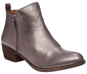Lucky Brand Old Pewter Boots