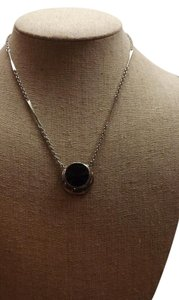 Sarah Coventry Sarah Cov Black Stone Necklace