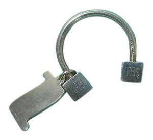 Tiffany & Co. TIFFANY & CO STERLING SILVER BUY SELL HOLD FINANCE KEY RING
