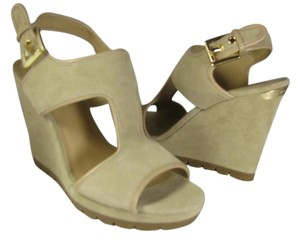 Michael Kors sand tan Sandals