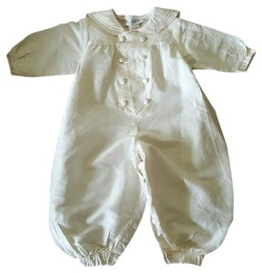 Frances Johnston Onesie Baby Romper Kids Silk Dress