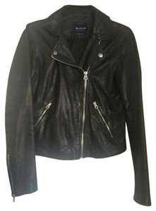 Madewell Leather Motorcycle Leather Jacket