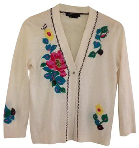 BCBGMAXAZRIA Bcbg Embroidered Cardigan