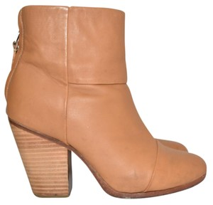 Rag & Bone Heel Ankle Boot CAMEL TAN Boots