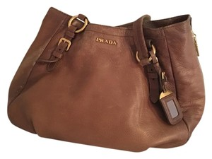 Prada Tote in Brown
