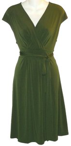 Apt. 9 short dress Green on Tradesy