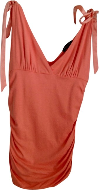 Preload https://item4.tradesy.com/images/bebe-coral-night-out-top-size-8-m-1987213-0-0.jpg?width=400&height=650