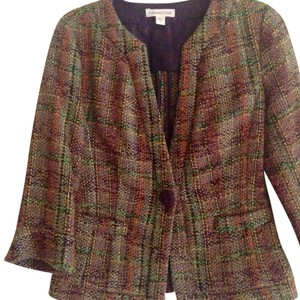 Coldwater Creek Multi Blazer