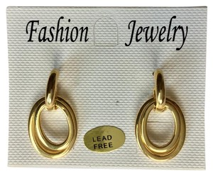 Fashion Jewelry For Everyone Vintage Fashion Jewelry Hoop Gold Earrings
