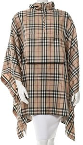 Burberry Longsleeve Nova Check Raincoat
