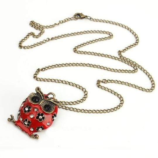 Preload https://item1.tradesy.com/images/red-bogo-free-owl-sweater-free-shipping-necklace-1987260-0-0.jpg?width=440&height=440