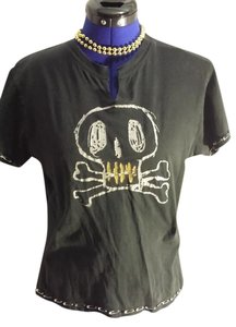 Other Silverskull Shortsleeve Small Sale 15off T Shirt Black/Silver