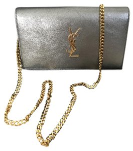 Saint Laurent Monogram Logo Cross Body Bag