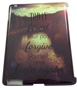 Icing Inspirational quote ipad cover