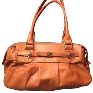 Prüne Satchel in Brown