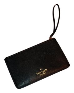 Kate Spade Kate spade black 2 in 1 wallet wristlet new without tag